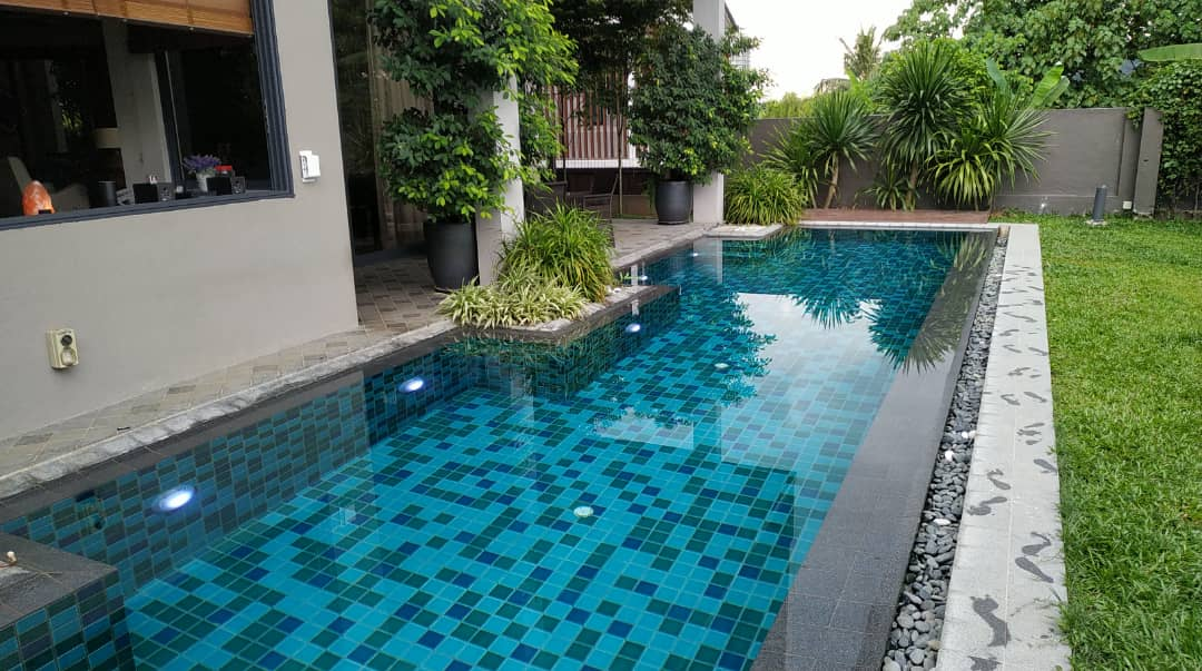 Swimming Pool Construction Builder Contractor Malaysia